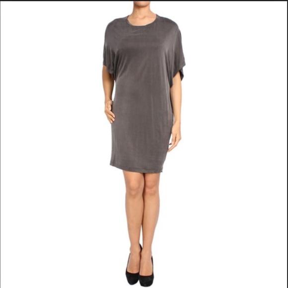 Diesel Dresses & Skirts - DIESEL tshirt slinky dress earth